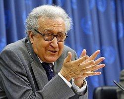 Brahimi: Hükümet Ve Muhalefet Suriye'yi Yıkıma Götürüyor