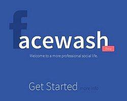 Facewash İle Facebook Profilinizi Temizleyin
