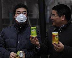 Çin'de Hava Satılığa Çıktı