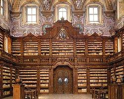 İtalya'da Tarihi Kitap Yağması