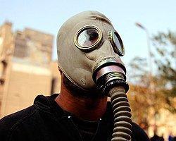 İsrail Gaz Maskesi Dağıtmaya Başladı