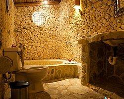 Doğal Taş Banyo Tasarımları