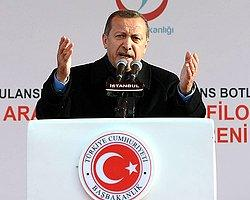 Erdoğan: 'Bunlar Ülkemizin Refahına, Huzuruna Yönelik Saldırılardır'