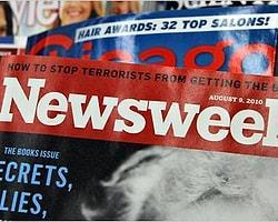 Matbaaları Çalıştırın, Newsweek Yeniden Çıkıyor