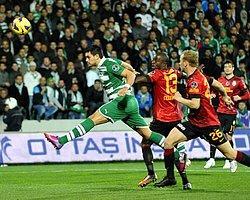 Bursaspor: 0 Galatasaray: 0