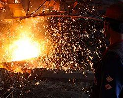 Türkiye Çelik Üretiminde 2 Basamak Yükseldi