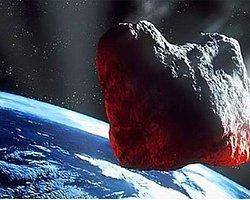 15 Şubat'ta Bir Asteroit Uydulardan Bile Yakın Geçecek