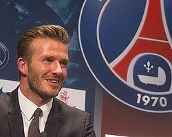 David Beckham'a İlginç Teklif