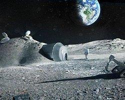Ay'da Üs İçin Planlar Hazır