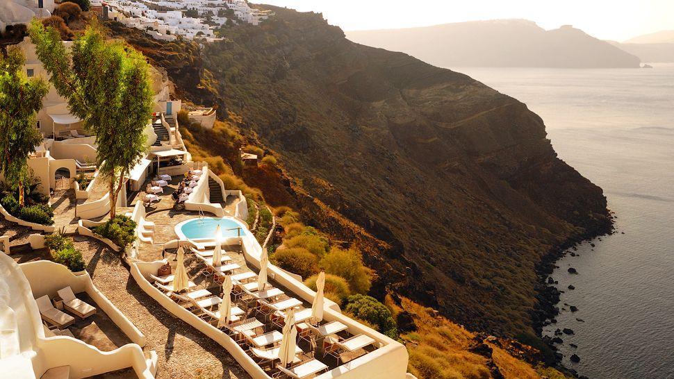 Греция места отдыха