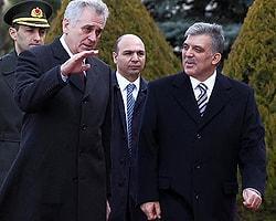 "Gül: ""Sırbistan Sınırımız Olmasa da Komşumuzdur"""