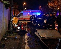 Ankara'da Gece Kulübüne Silahlı Saldırı: 2 Yaralı