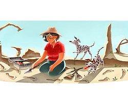 Mary Leakey İçin Özel Doodle! Mary Leakey Kimdir?