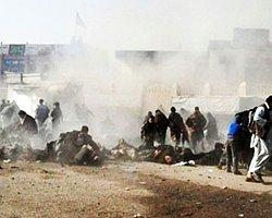Suriye'de Çifte İntihar Saldırısı