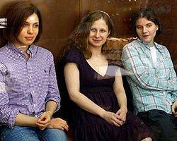Feminist Müzik Grubu Pussy Riot, AİHM'ye Başvurdu