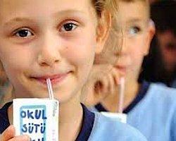 Okul Sütü Dağıtımı Yeniden Başlıyor