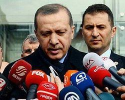 Erdoğan'dan Müslüm Gürses'e Sürpriz Ziyaret | AA