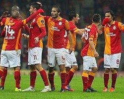 Galatasaray Antalya Karşısında