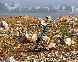 Muhalifler Hama'da SavaşUçağı Düşürdü İddiası