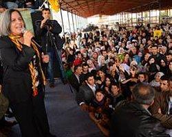 BDP'li Kışanak Hedeflerinin Özerk Kürdistan Olduğunu Söyledi