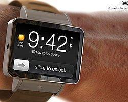 Apple İwatch İçin Bükülebilir Ekranı Test Ediyor