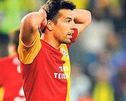 Galatasaray'a Baros Müjdesi