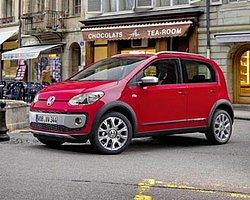 Şehrin Çetin Cevizi: VW Cross Up