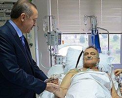 Erdoğan: 'Saygun'a Ziyaret İnsani Bir Görevdi'