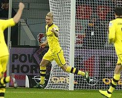 Shaktar-Dortmund Mücadelesinde Gol Düellosu
