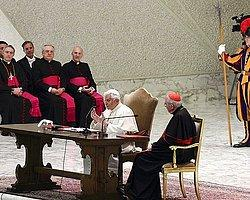 Papa'dan Romalı Rahiplere Veda