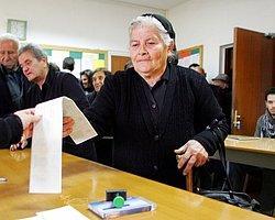 Güney Kıbrıs'ta Kritik Seçim Başladı