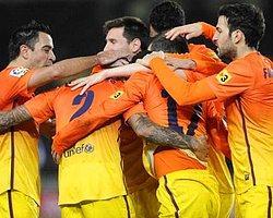 Granada 1-2 Barcelona