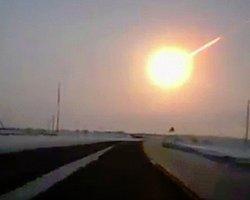 NASA: 'Meteor, Hiroşima'ya Atılan Bombanın 30 Katı Güçlüydü'