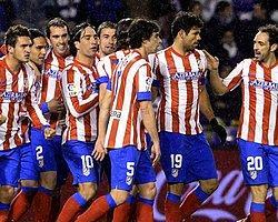 Atletico Madrid Nefes Aldı