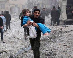 Suriye'de Bugün 73 Kişi Öldü