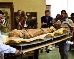 4 Bin Yıllık Mumyada Damar Tıkanıklığı Tespit Edildi