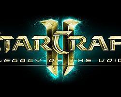 Starcraft 2: Legacy Of The Void Yapım Aşamasında