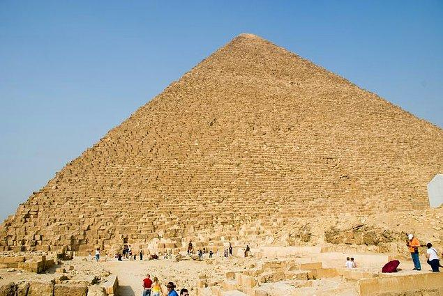 Piramitlerin Sıradışı Özellikleri