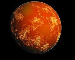 Mars'ta Bir Zamanlar Hayatın Var Olması Mümkün