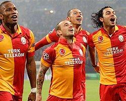 Galatasaray 30 Milyon Euro Kazandı