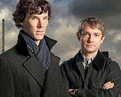 Sherlock'un 4. Sezonu Olacak Mı?