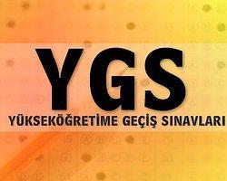YGS'de Giriş Belgeleri Yarın Yayınlanıyor