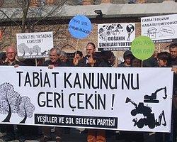 [Özel Haber] Milletvekillerine, Yine Ve Yeniden: Tabiat Kanunu'nu Geri Çekin!