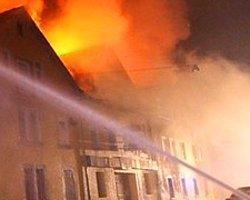 Yangın İçin İsviçre De Devrede!