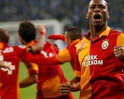 Galatasaray UEFA.Com'un Manşetinde