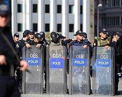 Polisler Nevruz İçin İstanbul'da