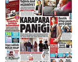 Günün Gazete Manşetleri | 17.03.2013