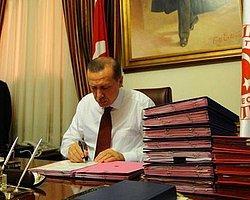 Erdoğan'ın Odasındaki Böcek İstihbaratçı İşi