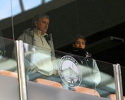 Ve Mourinho Türkiye'de!