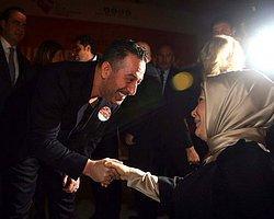 Cem Yılmaz Emine Erdoğan'ı Kahkahalara Boğdu!